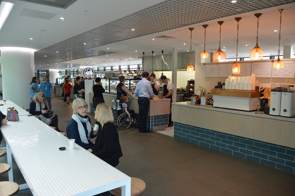 Image of Perth Children's Hospital Food Hall